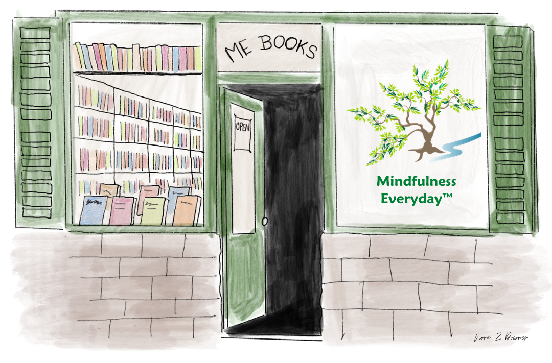 Mindfulness Everyday Bookstore: Heidi's Picks